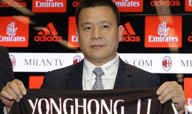 Йонхонг Ли