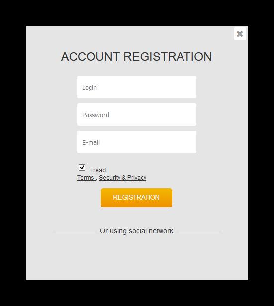 cybbet регистрация