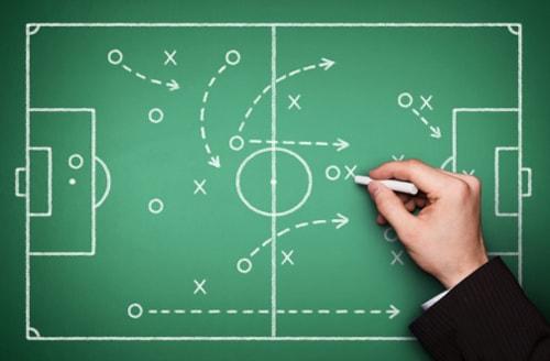 на ставку на футбол стратегии